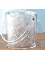 Tropix Ice Bucket With Tongs