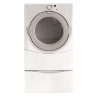 Whirlpool Duet 7.0 cu. ft. Super Capacity Plus Gas Dryer