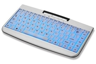ZIPPY EL-620 Mini Aluminum Electron-Luminescent Keyboard