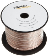 AmazonBasics 16-Gauge Speaker Wire 1.3 mm² / 50 Feet