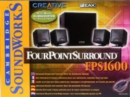 Cambridge SoundWorks FourPointSurround FPS1600