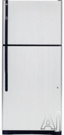 GE Freestanding Top Freezer Refrigerator GTH17JBX