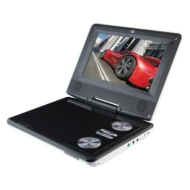 "GPX PD701W 9"""" TFT DVD PLAYER"