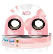Sweex SP139 BABY PINK