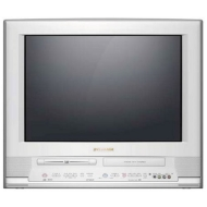 "Sylvania 6724DF 24"" Flat Screen TV/DVD/VCR Combo"