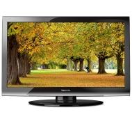 """TOSHIBA 55"""" Diag. 1080p, 120Hz HDTV w/3HDMI Ports"""
