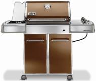 Weber 3752301 Genesis EP-320 Liquid Propane Grill (Copper)