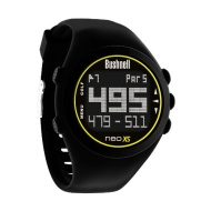 Bushnell Golf neo xs golf GPS watch - zwart