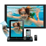 Innovative Technology The Ultimate Home Entertainment Docking Station for iPad/iPod/iPhone (ITITV-2012)