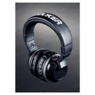 Kicker HP401B CUSH Urban-Style Headphones