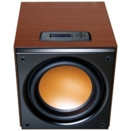 "Klipsch RSW10D CHERRY 10"" cherry 500W Reference Series subwoofer"