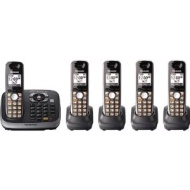 Panasonic KX-TG6545B telephone