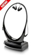 Telly H'Ears Wireless Amplified TV Headset