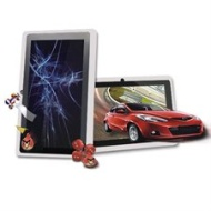 AGPtek - Android 4.0 7 LCD Capacitive TouchScreen Tablet 4GB Webcam Wifi G-sensor Micro SD Card Slot TP7WYA