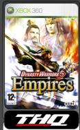 Dynasty Warriors 5 Empires (Xbox 360)