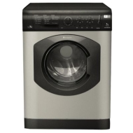 hotpoint wdl540g 7kg 1400 spin washer dryer in graphite