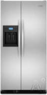KitchenAid Freestanding Side-by-Side Refrigerator KSCS23FT