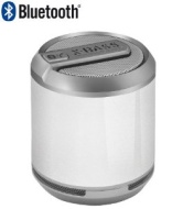 Divoom Bluetune Solo Wireless Bluetooth Speaker with Telephone function - white for iPhone/iPad/Laptops/Smartphones/Bluetooth devices