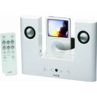 Logic 3 MIP107 I-Station 7 White