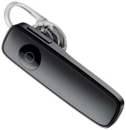 Plantronics M165 Marque 2 Ultralight Bluetooth Headset - Retail Packaging - Black