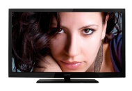 "Sceptre X508BV-FHD 50"" Full HD Black LCD TV"