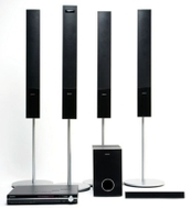 Sony Stylish DVD home cinema system