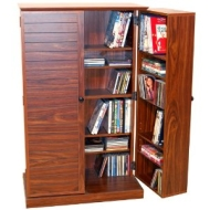 VICTORIA - CD / DVD / Blu-ray / Video Multimedia Storage Cabinet