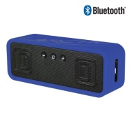 ARCTIC S113 BT Blue - Portable Bluetooth Speaker with NFC Pairing and Microphone - 2x3 W - Bluetooth 4.0 - 8 hours Playback - 1200 mAh Lithium Polymer