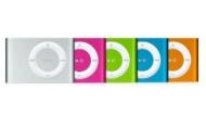 Apple iPod shuffle 1GB, green