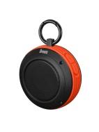 Divoom 90100056001 Voombox Outdoor Altoparlante, Bluetooth, Impermeabile, 15 W, Funzione Telefono, Nero