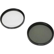 Dolica CF-K67 67mm UV and CPL Filter Kit