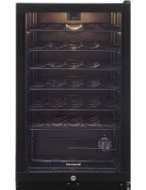 Frigidaire Ffwc35F4Lb 20 Freestanding Wine Cooler With 35-Bottle