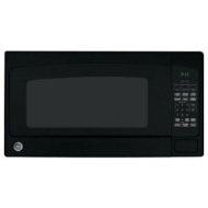 GE - 1.8 Cu. Ft. Full-Size Microwave - Black JEB1860DMBB