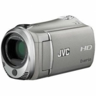 GZ-HM330 8GB Flash Memory HD Camcorder - Silver