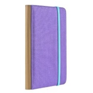 M-edge Trip Jacket for Kindle 4 / Kindle Touch / Kobo Touch - Purple/Teal