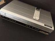Magnavox MWR20V6 DVD Recorder / VCR Combo