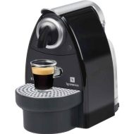Nespresso Essenza Flow stop Piano Black ECO