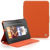 CaseCrown Ace Flip Case (Burnt Orange) for 2012 Amazon Kindle Fire HD 8.9 Inch with Auto Sleep Function (DOES NOT FIT HDX MODEL)