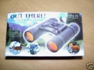 Clubman 10x25 Binoculars