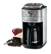 Cuisinart Grind-and-Brew 12-Cup Automatic Coffee Maker