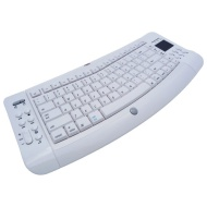 DSI RF Wireless Slim-Touch Touchpad Keyboard W1000M for MAC
