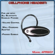 Ergo Ergonomics Bluetooth Headset