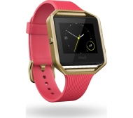 FITBIT Blaze - Slim Pink & Gold, Small