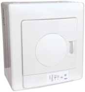 Haier 2.6 cu ft Compact Dryer