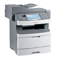 Lexmark X464DE Multifunction Laser Printer