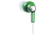 Panasonic iPod Nano In-Ear Headphones - Green