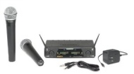 Samson Concert 277 Dual Handheld True Diversity UHF Wireless System (Channels N5, N6)