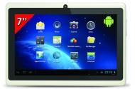 "Takara MID77W Tablet con sistema operativo Android (pantalla táctil de 7"", 17,78 cm, Boxchip A12, 1,2 GHz, 4 GB, Wi-Fi), color blanco (importado)"