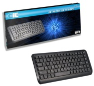 CiT WK-738 Premium Mini USB Keyboard - Black