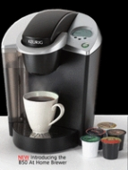 Keurig B50 Special Edition Gourmet Single-Cup Home-Brewing System